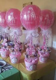baby shower centerpiece ideas beautifully done baby shower center pieces invitaciones de baby