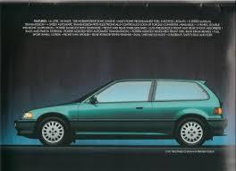 1991 honda civic si hatchback kidney anyone the ef honda civic japanese nostalgic car