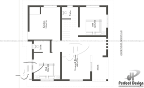 Home Layout by 829 Sq Ft Small Home Designs U2013 Kerala Home Design