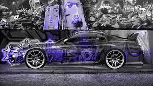custom supra wallpaper toyota supra jdm graffiti side crystal car 2014 el tony