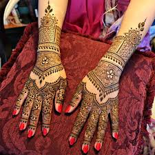 20 collection of bridal henna designs sheideas