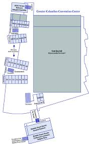 trade show floor plan 2015 osba capital conference and trade show u2013 maps