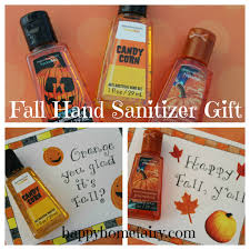 free printable thanksgiving gift tags free printable fall hand sanitizer gift happy home fairy