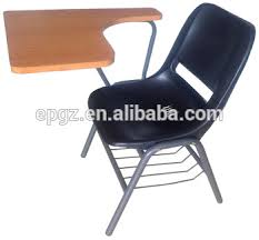 training chairs with tables selling training chairs chair with writing table and book