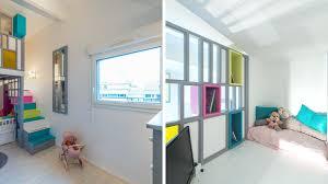 mezzanine chambre enfant avant après une mezzanine sur mesure pour chambre d enfant