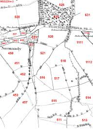 Normandy Map A History Of Property In Normandy