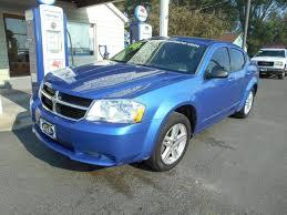 2008 blue dodge avenger 2008 dodge avenger sxt stock 7286 jerome id 83338