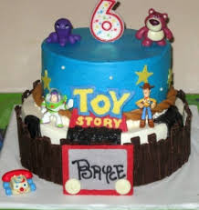 birthday cake design gallery