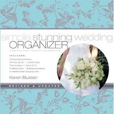 best wedding organizer wedding books by bussen simple stunning
