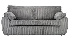 Grey Sofa Bed Caitlin 2 Seater Sofa Bed Grey Furniture George