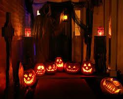 fall halloween time