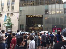 nypd apprehend man scaling trump tower thehill