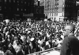 mlk quote justice delayed the civil rights act what jfk lbj martin luther king and