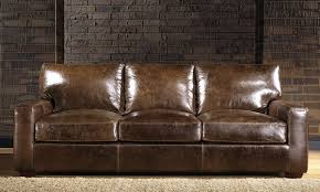 Brompton Leather Sofa Brompton Leather Sofa The Dump America S Furniture Outlet