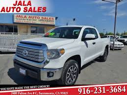 toyota credit bank used 2014 toyota tundra 2wd truck sr in sacramento