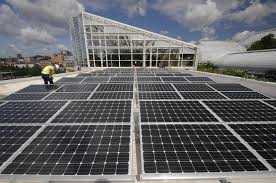 Phipps Conservatory Botanical Gardens by Solarworld Solar Panels Ready To Power Center Modeling World