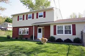 best ranch style house paint colors with our slo house curb