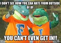 Uf Memes - best of week 6 2012 college football and scores