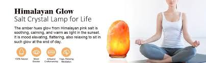 himalayan glow ionic crystal salt basket l natural himalayan pink salt l with neem wood base wbm international