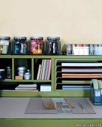 Martha Stewart Desk Organizer by Martha U0027s Homes Her Organizing Solutions Martha Stewart