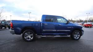 2009 dodge ram 1500 crew cab 2009 dodge ram 1500 big horn crew cab blue 9s768810 everett
