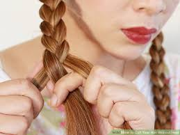 different ways to curl your hair with a wand 8 ways to curl your hair without heat wikihow