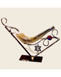 shofar holder eichlers shofar holders gary rosenthal collection by artist