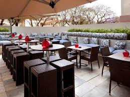 restaurants near johannesburg the rosebank crowne plaza
