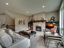 Vaulted Ceiling Open Floor Plans French Doors Vaulted Ceiling Glass Gray Sofa Wood Beams Silver