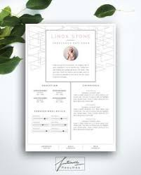Example Cover Letter Resume by Resume Template 3 Page Cv Template Misc Pinterest Cv