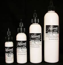 inksanity super white tattoo ink made in usa tattoo supply not