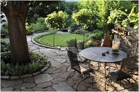 backyards innovative concrete outdoor patio ideas diy small