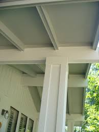 porch rafters wrapped in james hardie siding ballwin mo 636