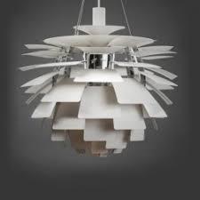 Artichoke Chandelier Modern Globe Pendant Lighting Led Ceiling Light Fixture