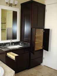 bathroom vanity and cabinet sets picturesque bath linen vanity contemporary bathroom houston by in