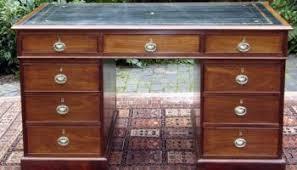 antique desks the problem of kneehole heights burrellsdesks u0027s blog