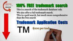 how much does a trademark cost