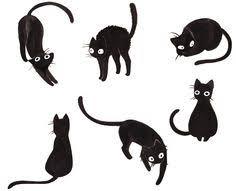 black cat tattoo inspiration pinterest black cat tattoos