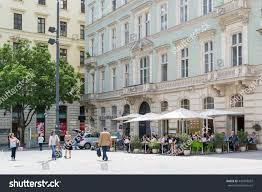 vienna austria may 31 2016 street stock photo 443478037 shutterstock