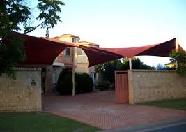 Backyard Shade Solutions by Shade Sails By All Shade Solutions Perfect To Create Shade In