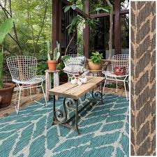 Outdoor Chevron Rug Indoor Outdoor Havannah Abstract Chevron Rug 7 10 X 10 9 Free