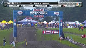 ama motocross 250 results unadilla 250 moto 2 j martin u0027s wins despite close call at finish