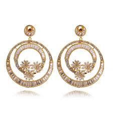 design of earing aliexpress buy luxury women earrings wedding party