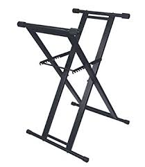 Dj Table Stand Amazon Com Odyssey Ltbxs X Stand Double Braced Dj Coffin And