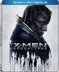 x men apocalypse best buy exclusive steelbook 2016 blu ray