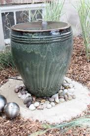 Backyard Water Fountain by Diy Backyard Fountain Complete With Tutorial Fountain Diy