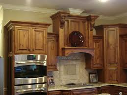 Alder Kitchen Cabinets by Dazzling Barn Wooden Alder Cabinets With Diagonal White Tiled