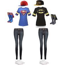 Batman Halloween Costumes Girls 25 Matching Halloween Costumes Ideas