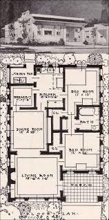 100 1950s bungalow floor plan mid century modern and 1970s era