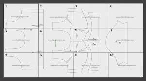 shirt pattern cutting pdf blouse cutting tutorial pdf long blouse with pants